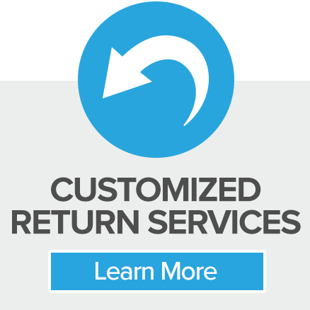 Customized Return Services