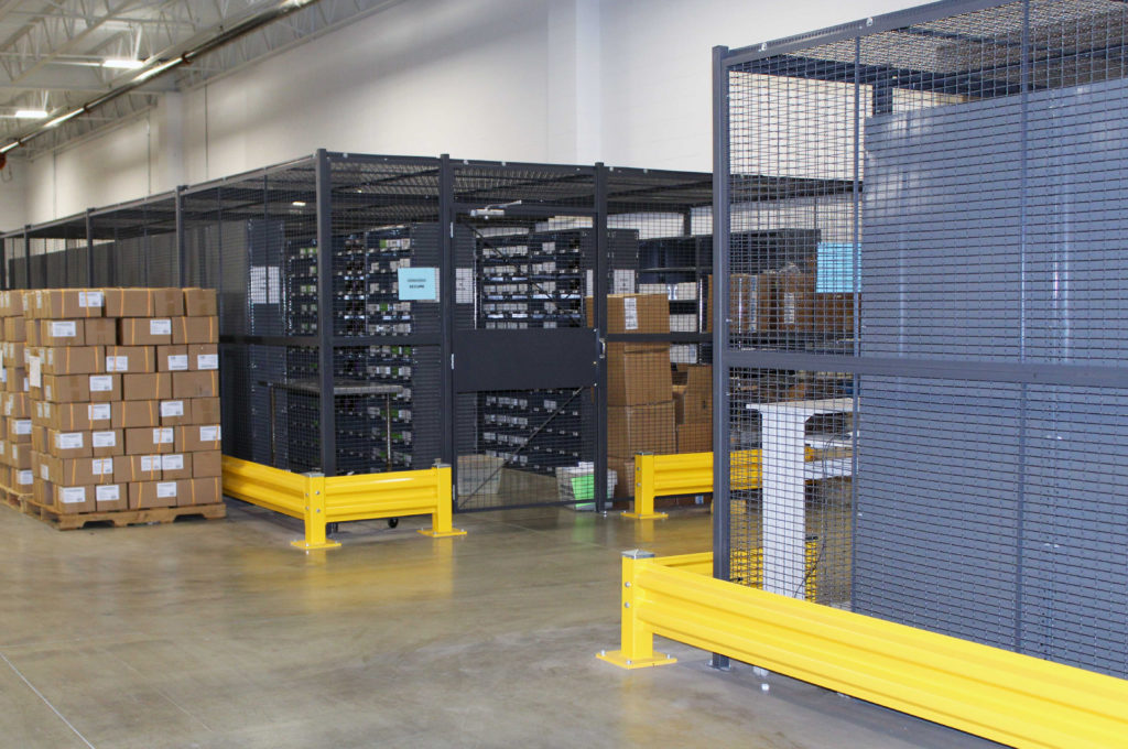 Secure Inventory Management