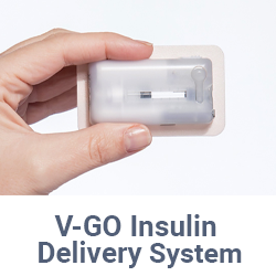 V-GO Insulin Delivery System
